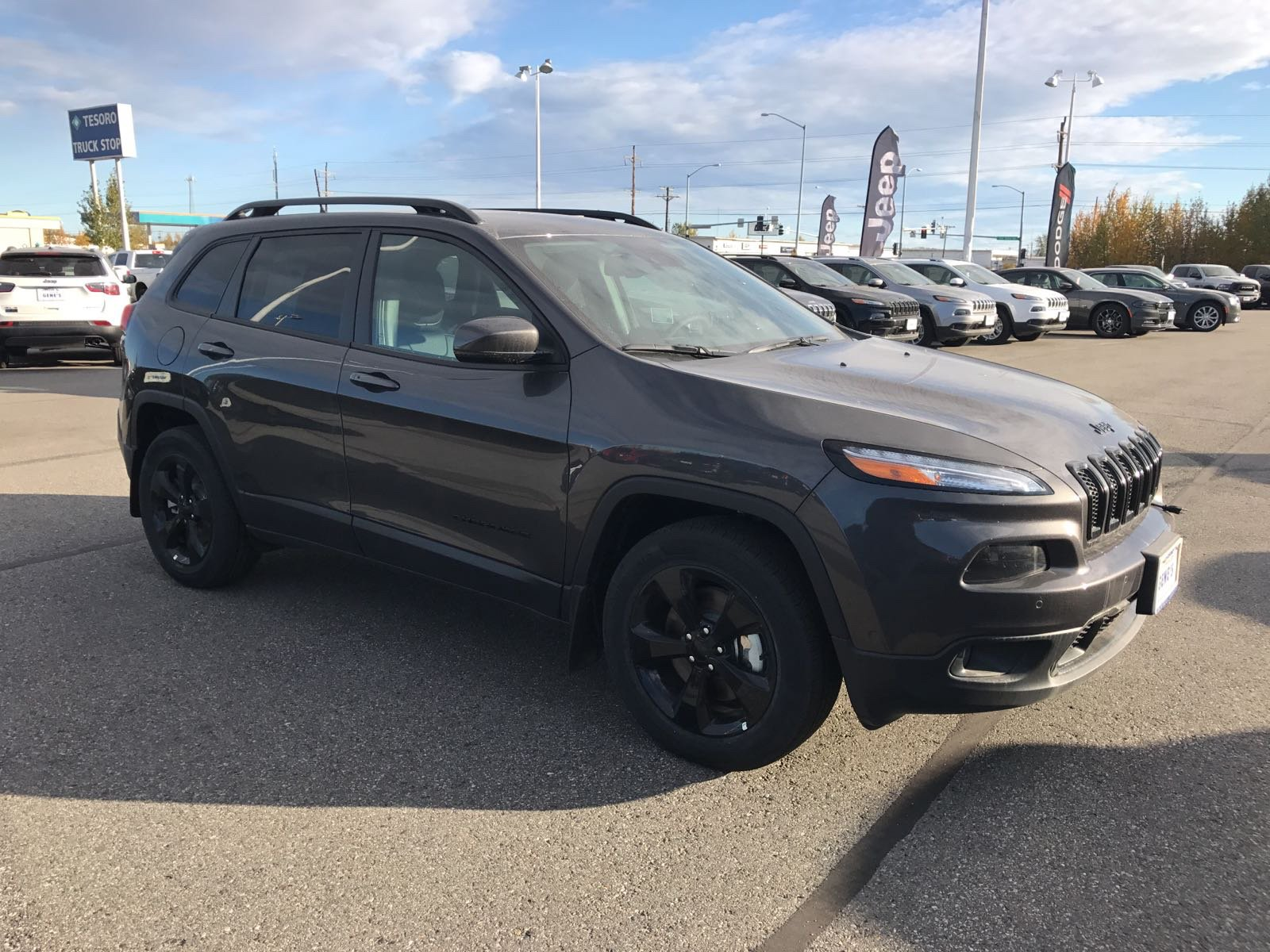 new 2017 jeep cherokee sport utility in fairbanks #2761517