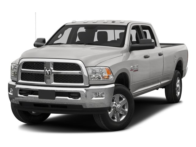Pre-Owned 2016 Ram 3500 Longhorn Limited